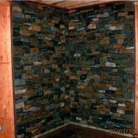 Custom Stonework using Boston Blend Ledgestone