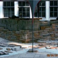 Experienced masons can create the outdoor kitchen of your dreams.