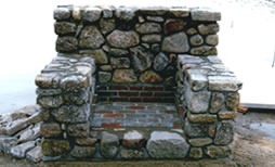 MW Masonry Outdoor Firepits and kitchens