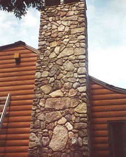 Indoor and Outdoor Chimney Masons