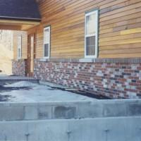 Example of meticulous brickwork by MW Masonry brick mason