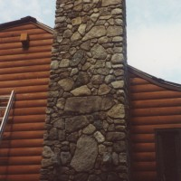 MW Masonry Contractor Stone Chimney