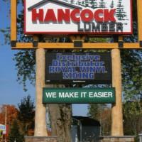 Hancock lumber property in Windham Maine
