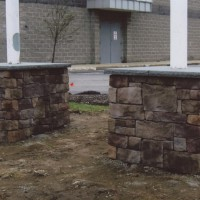 Stone columns are timeless