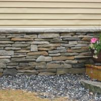 Stone Veneer installed by MW Masonry